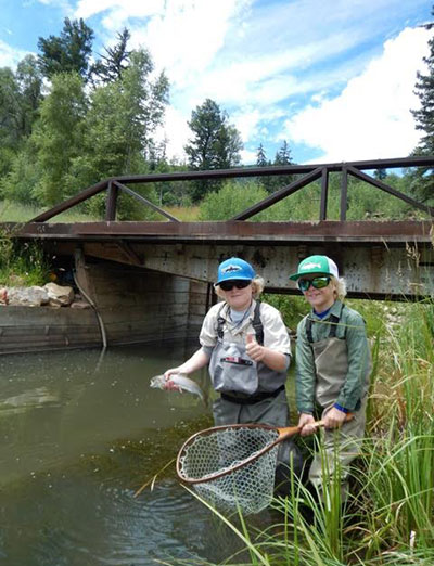 Camp Caddis for Kids